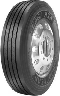 G661 HSA ULT Tires